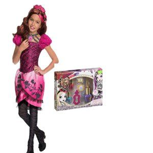 Ever After Briar Beauty Halloween Costume-12/14